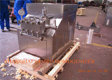 New Condition Processing Line Type dairy homogenizer 4000 L/H 30 Mpa